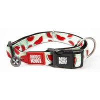 Max & Molly collar para perros Watermelon