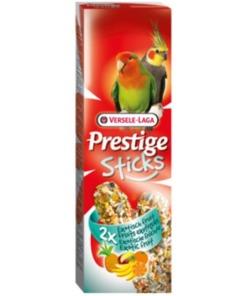 Barritas de frutas exóticas prestige  para cotorras