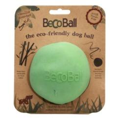 Pelota de goma natural Beco Ball Verde