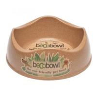 Beco Bowls comedero para perros marrón