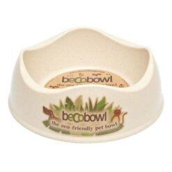 Beco Bowls comedero para perros Natural