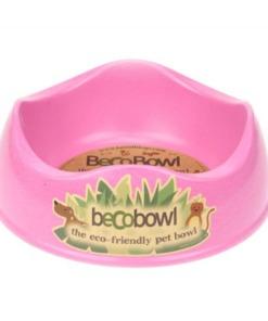 Beco Bowls comedero para perros Rosa