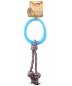 Beco Hoop con cuerda Azul