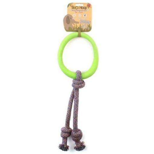 Beco Hoop con cuerda Verde
