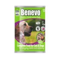 Benevo duo alimento vegano para perros y gatos