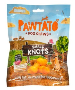 Benevo Pawtato Knots small