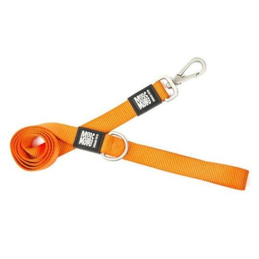 Correa para perros Pure Line Naranja