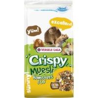 Pienso crispy muesli para hamsters