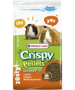 Pienso para cobayas Crispy pellets