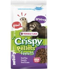 Pienso para hurones crispy pellets