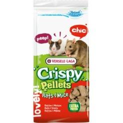 Pienso para ratas crispy pellets
