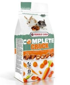 Crock complete snack zanahoria para conejos versele laga
