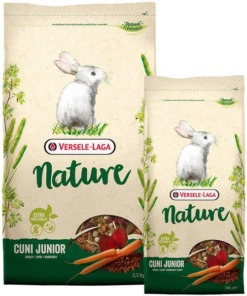 Pienso para conejos jovenes Cuni Junior