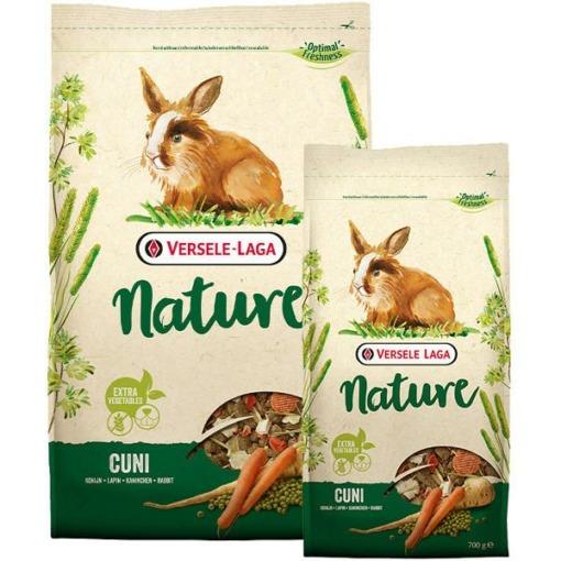 Pienso para conejos Cuni Nature de versele laga