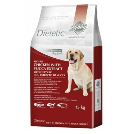 Pienso Dnm Dietetic para perros adultos