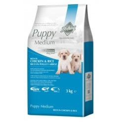 Pienso DNM medium puppy para cachorros de razas medianas
