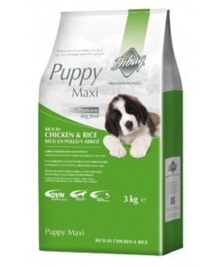Pienso Dnm Maxi adult para perros cachorros de razas grandes