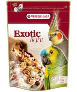 Versele laga exotic light snack para loros
