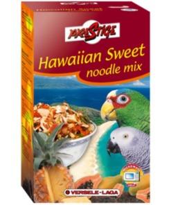 Hawaiian sweet noodle mix snacks para loros