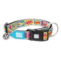Max & Molly collar para perros Comic