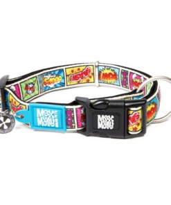 Max & Molly collar para perros Comic
