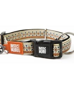 Max & Molly Collar para perros Ethnic