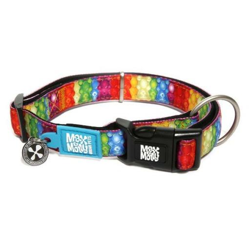 Max & Molly collar para perros Jelly Bears