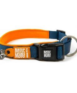 Max y Molly Collar para perros Matrix Orange