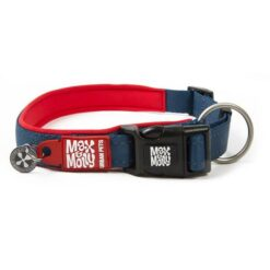 Max y Molly Collar para perros Matrix Rojo