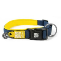 Max y Molly Collar para perros Matrix yellow