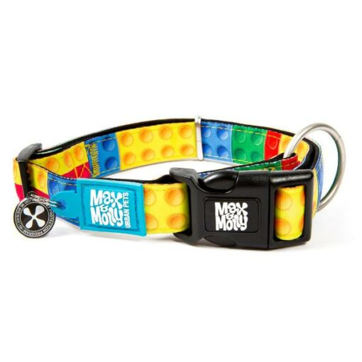 Max & Molly collar para perros Playtime
