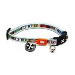 Collar para gatos Traffic Jam Max & Molly