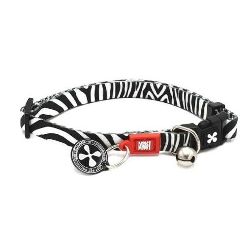 Collar para gatos Cebra Max & Molly
