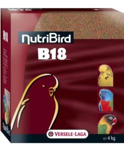 Nutribird B 18 pienso para periquitos
