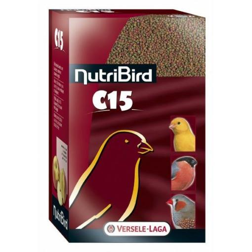 Nutribird c 15 alimento para canarios