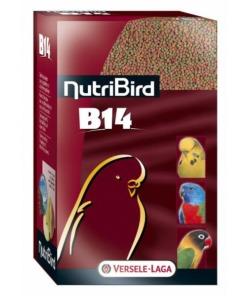 Nutribird B 14 pienso para periquitos versele laga