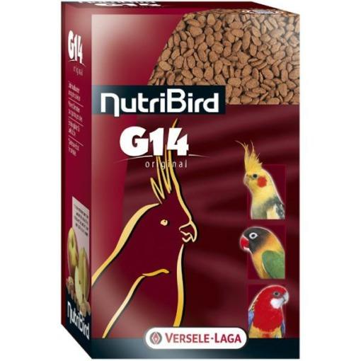 Nutribird G 14 original pienso para cotorras