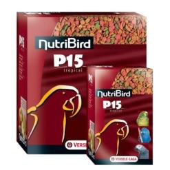 Nutribird p 15 tropical pienso para loros