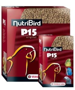 Nutribird P 15 original alimento para loros