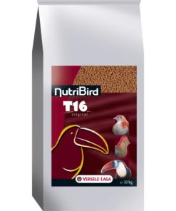 Nutribird T 16 original pienso para tucanes y frugívoros