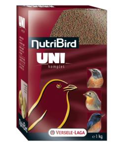 Nutribird uni komplete pienso para insectívoros y frugívoros