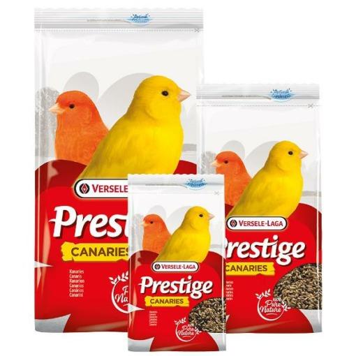 Mixtura para canarios prestige versele laga