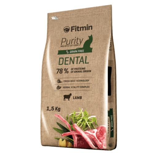 Fitmin Purity DentalPienso para gatos