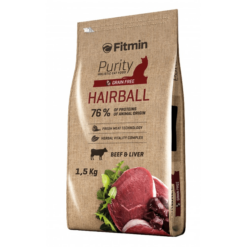 Fitmin Purity Hairball Pienso para gatos