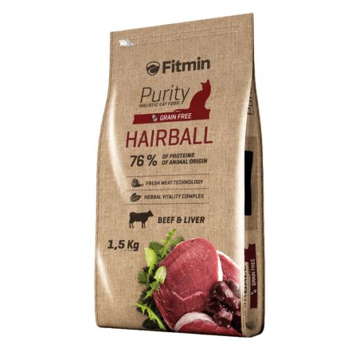 Fitmin Purity Hairball Pienso para gatos