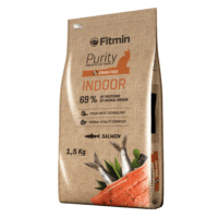Fitmin Purity Indoor pienso para gatos adultos