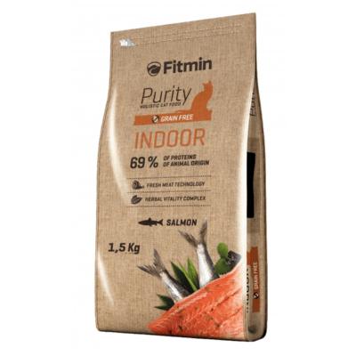 Fitmin Purity Indoor pienso para gatos adultos