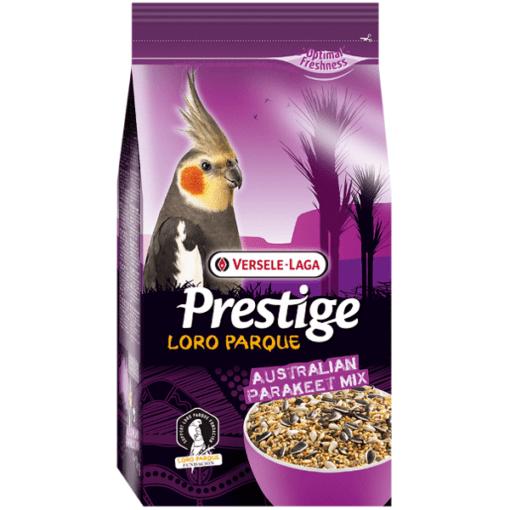 Prestige premium mixtura para cotorras australianas Ninfas