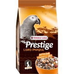 Prestige premium mixtura para yacos loros africanos