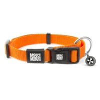 Collar para perros Max & Molly Pure Line Naranja